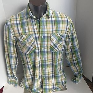 Pendleton Long Sleeve Button down medium.